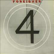 Click here for more info about 'Foreigner - 4 (Four) - EX'