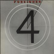 Click here for more info about 'Foreigner - 4 (Four)'