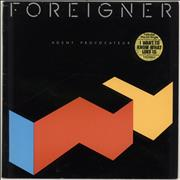 Click here for more info about 'Foreigner - Agent Provocateur'