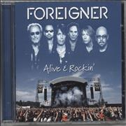 Click here for more info about 'Foreigner - Alive & Rockin''