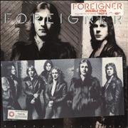 Click here for more info about 'Foreigner - Double Vision - stickered shrink'
