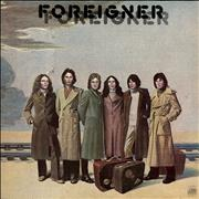 Click here for more info about 'Foreigner - Foreigner + Lyric Inner'