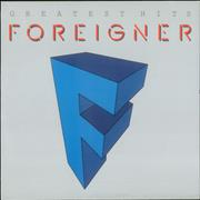 Click here for more info about 'Foreigner - Greatest Hits'