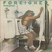 Click here for more info about 'Foreigner - Head Games'
