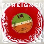 Click here for more info about 'Foreigner - Hot Blooded - Red Vinyl'