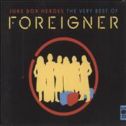 Click here for more info about 'Foreigner - Juke Box Heroes: The Very Best Of'