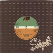 Click here for more info about 'Foreigner - That Was Yesterday (Remix) - Solid centre'