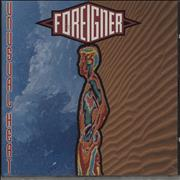 Click here for more info about 'Foreigner - Unusual Heat'