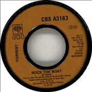 Click here for more info about 'Forrest - Rock The Boat - Injection Wide'