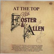 Click here for more info about 'Foster & Allen - At The Top - Autographed'