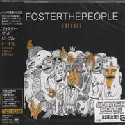 Click here for more info about 'Foster The People - Torches - Sealed'