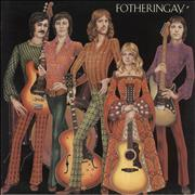 Click here for more info about 'Fotheringay - Fotheringay - 1st - EX'