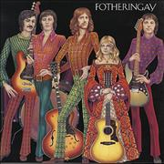 Click here for more info about 'Fotheringay - Fotheringay - Original Pink Label'