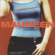 Click here for more info about 'Fountains Of Wayne - Maureen'