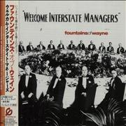 Click here for more info about 'Fountains Of Wayne - Welcome Interstate Managers'
