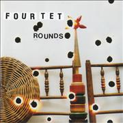 Click here for more info about 'Four Tet - Rounds'