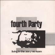 Click here for more info about 'Fourth Party - Living In The Zoo'