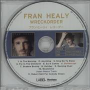 Click here for more info about 'Fran Healy - Wreckorder'