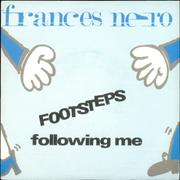 Click here for more info about 'Frances Nero - Footsteps Following Me'
