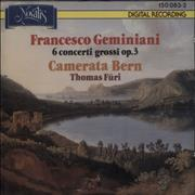 Click here for more info about 'Francesco Geminiani - 6 Concerti Grossi Op.3'