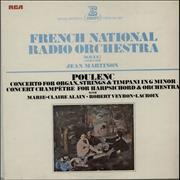 Click here for more info about 'Francis Poulenc - Concerto For Organ, Strings & Timpani / Concert Champétre For Harpsichord & Orchestra'