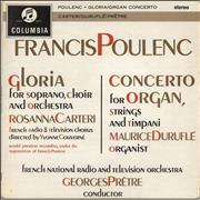 Click here for more info about 'Francis Poulenc - Gloria In G Major / Concerto In G Minor'