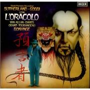 Click here for more info about 'Franco Leoni - L'Oracolo - Test pressing'