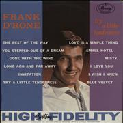 Click here for more info about 'Frank D'Rone - Try A Little Tenderness'