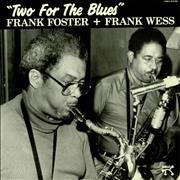Click here for more info about 'Frank Foster & Frank Wess - Two For The Blues'