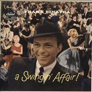 Click here for more info about 'Frank Sinatra - A Swingin' Affair - 1st - EX'