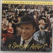 Click here for more info about 'Frank Sinatra - A Swingin' Affair! - Sealed'
