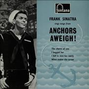Click here for more info about 'Frank Sinatra - Anchors Aweigh! EP'