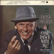 Click here for more info about 'Frank Sinatra - Come Dance With Me EP - Part 3'