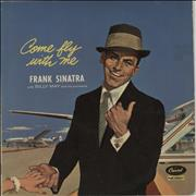 Click here for more info about 'Frank Sinatra - Come Fly With Me - 2nd'