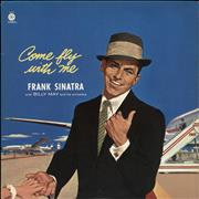 Click here for more info about 'Frank Sinatra - Come Fly With Me - 80s'
