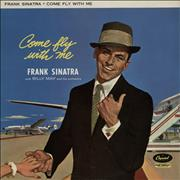 Click here for more info about 'Frank Sinatra - Come Fly With Me - 1st'