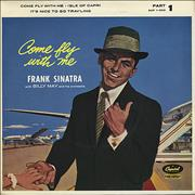 Click here for more info about 'Frank Sinatra - Come Fly With Me Part 1 EP'