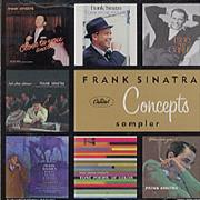 Click here for more info about 'Frank Sinatra - Concepts Sampler'