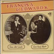 Click here for more info about 'Frank Sinatra - Francis A. & Edward K. - 1st'