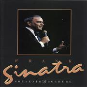 Click here for more info about 'Frank Sinatra - Frank Sinatra 1992 Souvenir Brochure'
