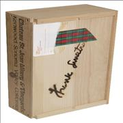 Click here for more info about 'Frank Sinatra Christmas Wine Bottle /Decanter Box - 1984'