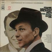 Click here for more info about 'Frank Sinatra - Greatest Hits - The Early Years - Vol. II - Sealed'