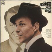 Click here for more info about 'Frank Sinatra - Greatest Hits - The Early Years Volume 2'