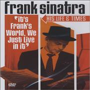 Click here for more info about 'Frank Sinatra - His Life & Times'