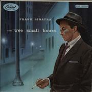 Click here for more info about 'Frank Sinatra - In the Wee Small Hours - 1st'