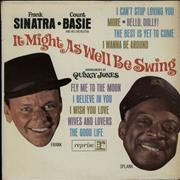 Click here for more info about 'Frank Sinatra - It Might As Well Be Swing - EX'