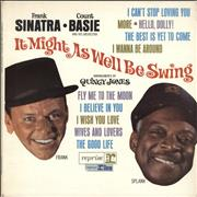 Click here for more info about 'Frank Sinatra - It Might As Well Be Swing'