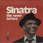 Click here for more info about 'Frank Sinatra - Like Never Before'