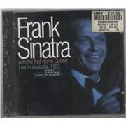 Frank Sinatra Live In Australia, 1959 - Sealed UK CD album