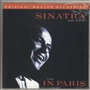Click here for more info about 'Frank Sinatra - Live In Paris - Sealed'